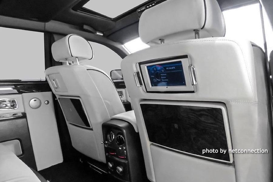 Rolls Royce Phantom Innenansicht